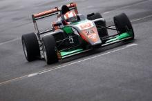 Krish Mahadik (IND) Double R BRDC British F3