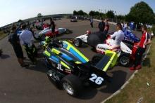 Linus Lundqvist (SWE) Double R BRDC British F3