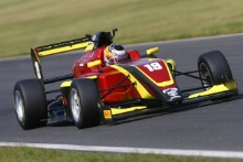 Harry Webb Christ Dittman Racing British F3