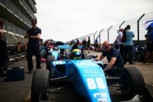 Jordan Cane (GBR) Douglas Motorsport BRDC British F3