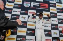 Pavan Ravishankar (IND) Double R BRDC British F3