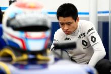 Sun Yue Yang (CHN) Carlin BRDC British F3