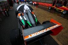 Krishnaraaj Mahadik (IND) Double R BRDC British F3