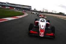Johnathan Hoggard (GBR) Fortec Motorsports BRDC F3 British F3 Tracking