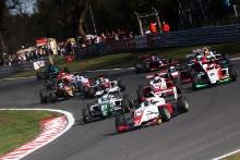 Manuel Maldonado (VEN) Fortec BRDC F3