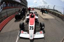 Nico Verrone (ARG) Hillspeed BRDC F3