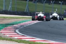 Kris Wright (USA) Fortec Motorsports BRDC F3