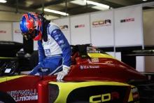 Ayrton Simmons (GBR) Chris Dittmann Racing BRDC F3