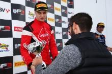 Nicolas Varrone (ARG) Hillspeed BRDC F3