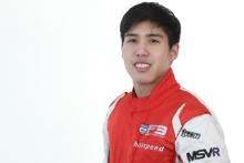 Sasakorn Chaimongkol  Hillspeed BRDC F3