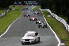 Race 4 Green Flag Lap - BRDC F3