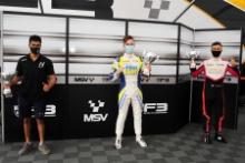 Race 4 Podium - BRDC F3