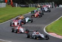 Race 4 Start - BRDC F3