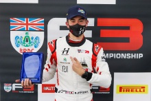 Reece Ushijima (USA) - Hitech GP BRDC F3 Sunoco Fastest Lap Donington Park