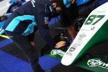 Kiern Jewiss (GBR) – Douglas Motorsport BRDC F3