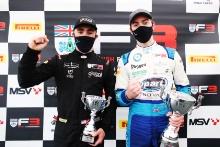 Benjamin Pedersen (USA) – Double R BRDC F3 Louis Foster (GBR) – Double R BRDC F3