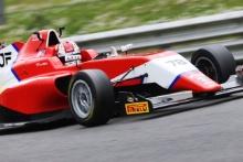 Frederick Lubin (GBR) - Arden Motorsport BRDC F3
