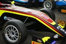 Ayrton Simmons (GBR) - Chris Dittman Racing BRDC F3