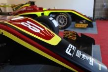 Chris Dittmann Racing BRDC F3