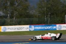 Roberto Faria (BRA) - Fortec Motorsports BRDC F3