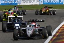 Bart Horsten (AUS) – Hitech GP BRDC F3