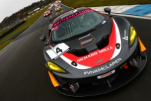 Michael O'Brien / Charlie Fagg Tolman Motorsport Ltd McLaren 570S GT4