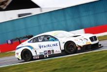 Rick Parfitt Jnr / Ryan Ratcliffe Team Parker Racing Ltd Bentley Continental GT3