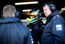 David Pattison Tolman Motorsport Ltd McLaren 570S GT4