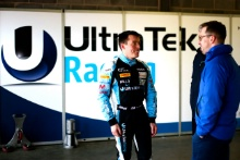 Martin Plowman UltraTek Racing Team RJN Nissan 370Z GT4