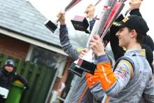 Charlie Fagg Tolman Motorsport Ltd McLaren 570S GT4