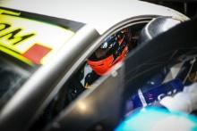 Flick Haigh - Optimum Motorsport Aston Martin Vantage V12