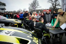 Invictus Games Racing Jaguar F-TYPE SVR GT4