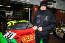Patrick Kujala Barwell Motorsport Lamborghini Huracan