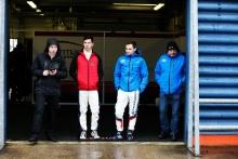 Ben Tuck Century Motorsport BMW M4 GT4 and Aleksander Schjerpen Century Motorsport BMW M4 GT4