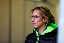 Anna Walewska Team HARD. Racing Ginetta G55 GT4