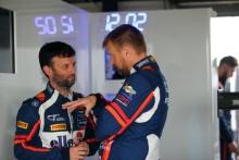 Darren Turner Beechdean AMR Aston Martin V12 Vantage GT3