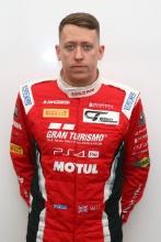 Jordan Witt Team RJN Nissan GT-R NISMO GT3