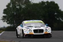 Rick Parfitt Jnr / Ryan Ratcliffe Team Parker Racing Ltd Bentley Continental GT3