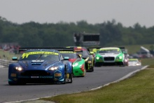 Mark Farmer / Nicki Thiim TF Sport Aston Martin V12 Vantage GT3