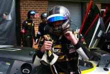 Matt Nicoll-Jones Academy Motorsport Aston Martin Vantage GT4