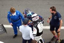 Andrew Howard Beechdean AMR Aston Martin V12 Vantage GT3 and Darren Turner Beechdean AMR Aston Martin V12 Vantage GT3