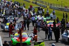 Race 1 Grid