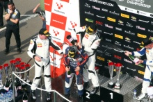 Race 2 GT3 Podium