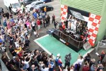 Race 2 GT4 Podium