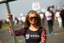 Steller Performance Toyota GT86 grid girl