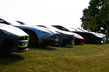 Supercar displays