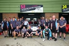 UltraTek Racing Team RJN Nissan 370Z GT4