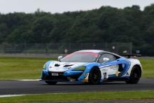 Finlay Hutchison / Daniel McKay Equipe Verschuur McLaren 570S GT4