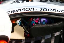 Graham Johnson Balfe Motorsport McLaren 570S GT4