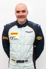 Matt Manderson Ultimate Speed / Michael Brown Aston Martin V12 Vantage GT3